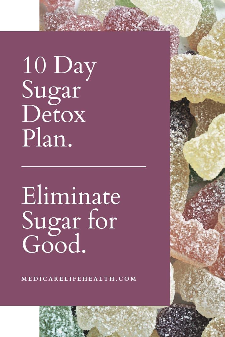 10 Day Sugar Detox Plan