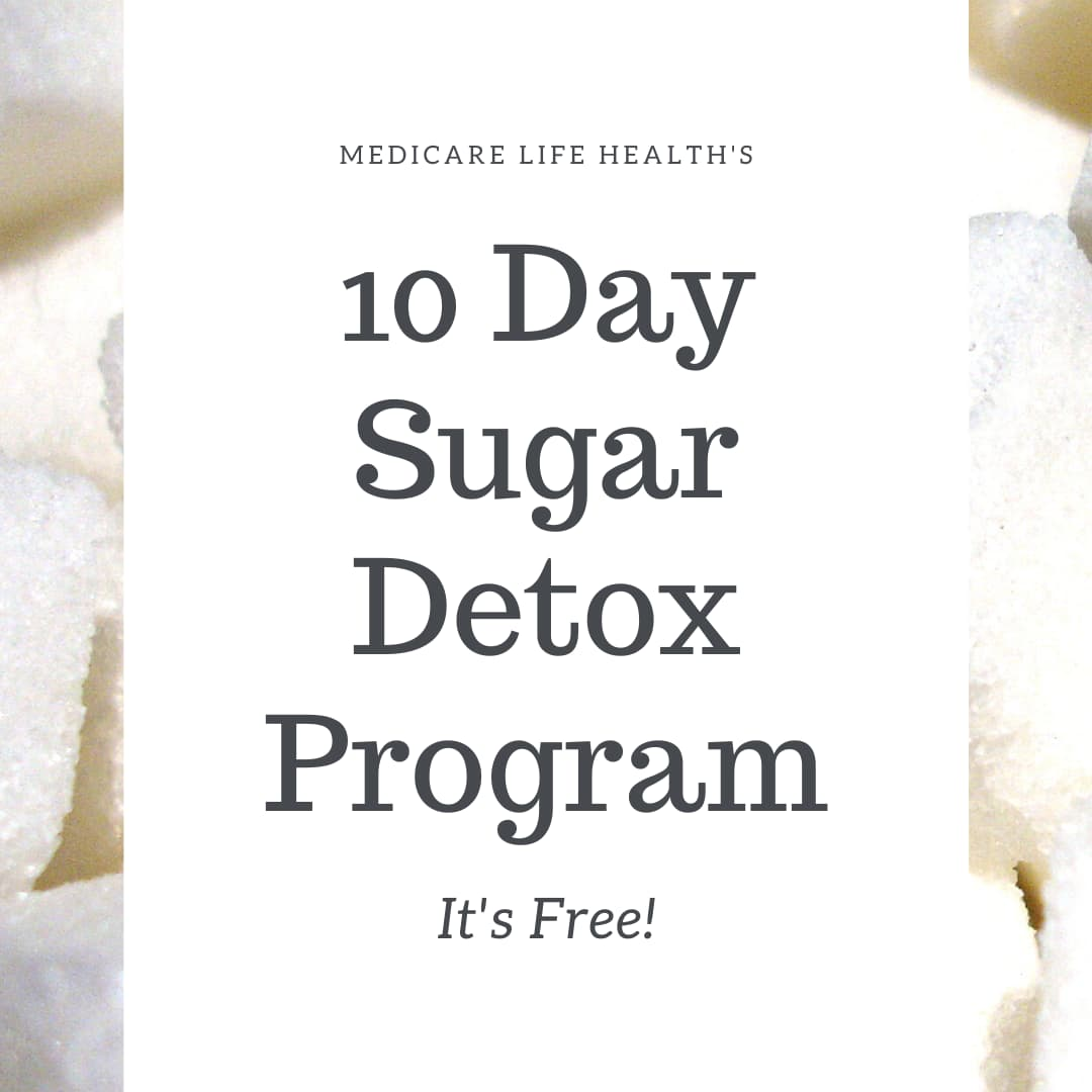 How to Stop Eating Sugar - A 10 Day Sugar Detox Program