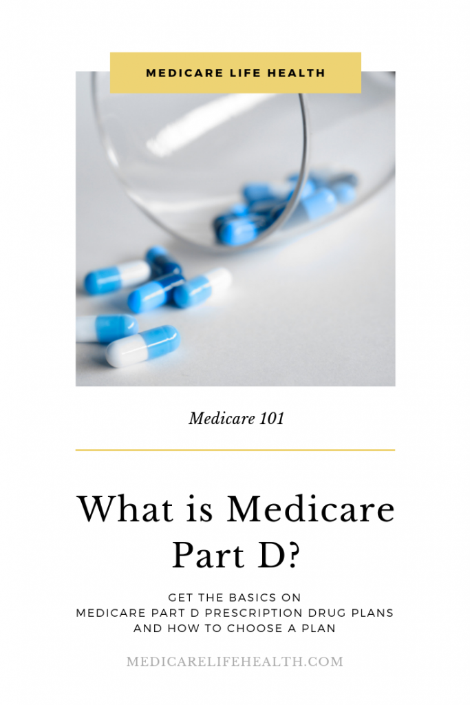 Medicare Part D Prescription Drug Plans