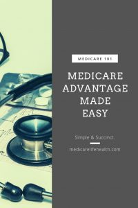 What is medicare advantage with Carly Cummings, creator of Medicare Life Health Co.