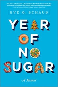 year of no sugar, best no sugar diet book