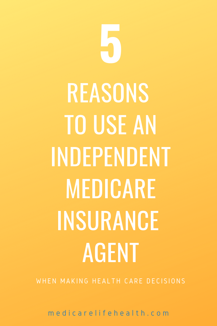 independent medicare insurance agent near me