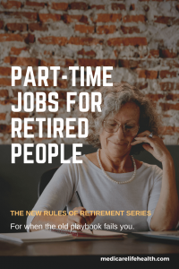 jobs for retired people
