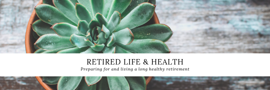 retired life and healthy living