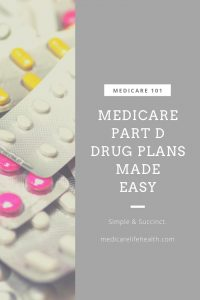 Part D Prescription Drug Plans