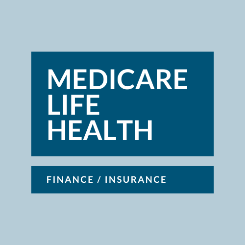 Medicare life Health Logo for MedicareLifeHealth.com created by Carly Cummings, Licensed Agent