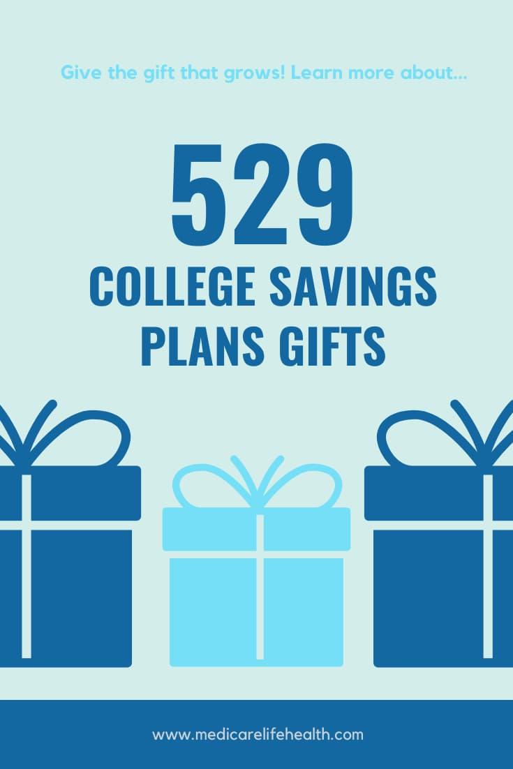 529 Gift - College Savings Plan Contribution Gifts Pin