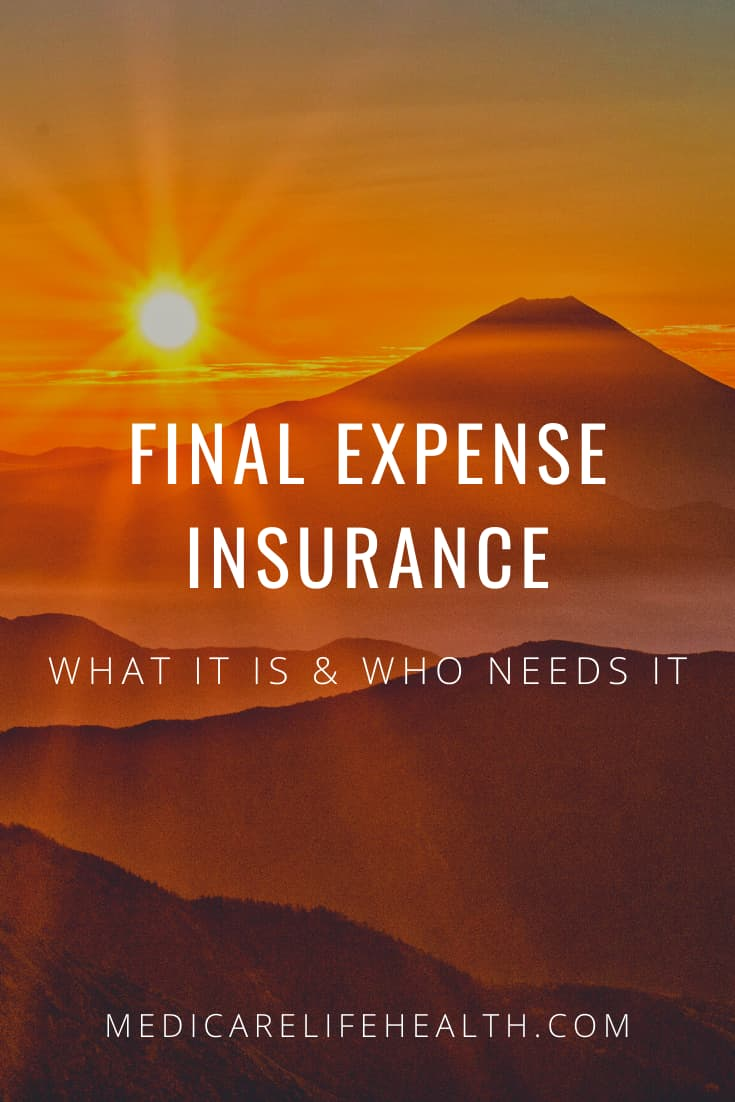 What is Final Expense Insurance Pin