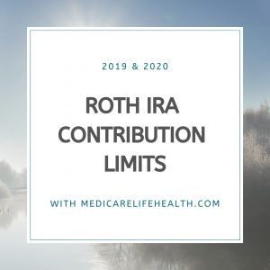 Roth IRA Contribution Limits for 2019 and 2020