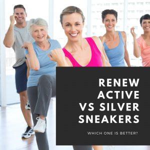Renew Active vs Silver Sneakers