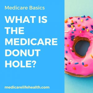 What is the Medicare Donut Hole or Doughnut Hole?
