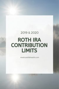 roth ira contribution limits pin for 2019 and 2020