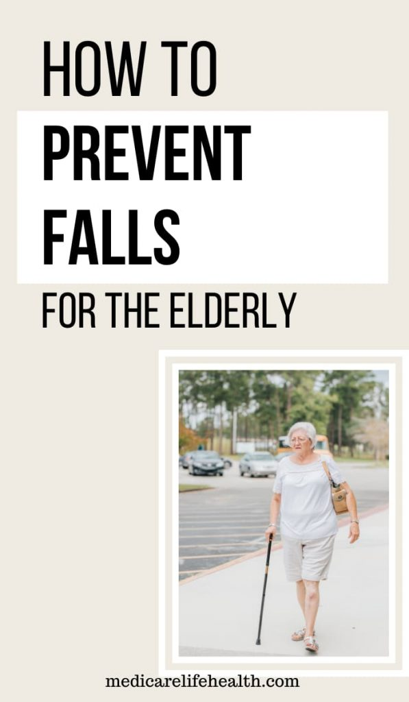how to prevent falls for the elderly