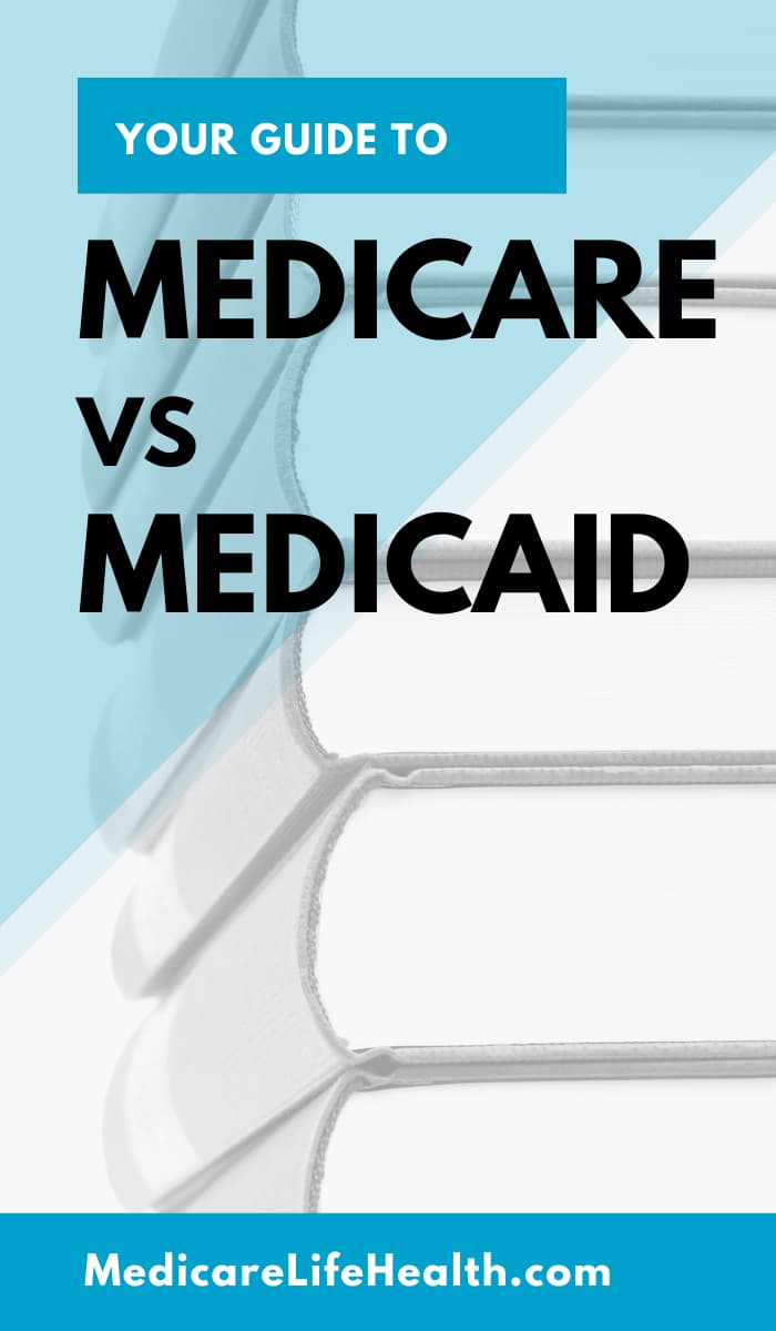Medicare vs Medicaid Pin