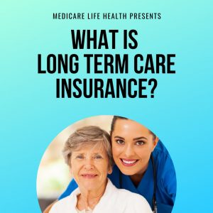 what is long term care insurance for senior care