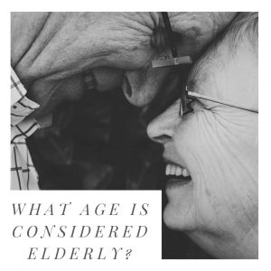 what age is considered elderly