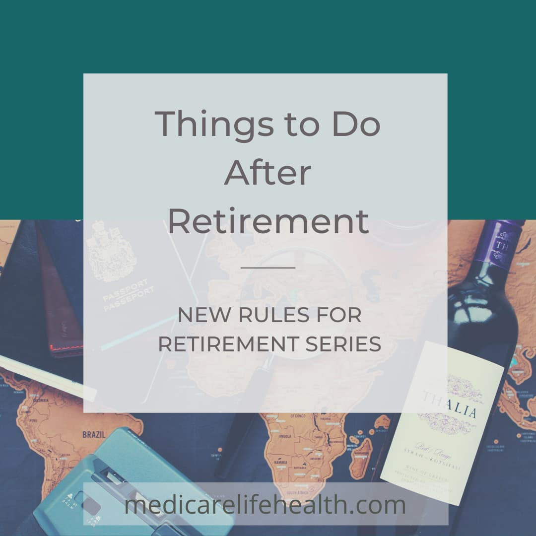 Things to do After Retirement
