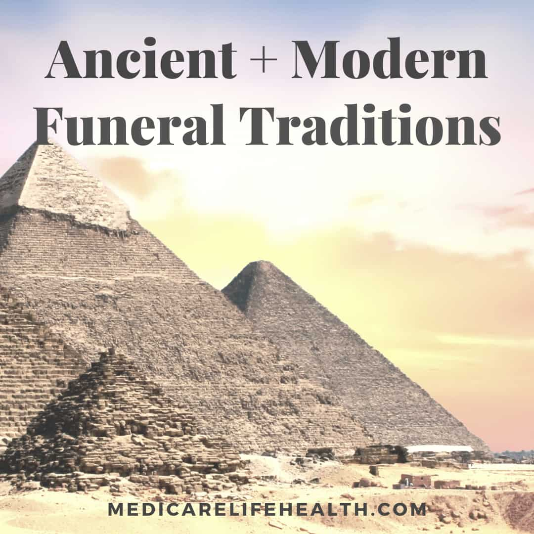 ancient and modern funeral traditions