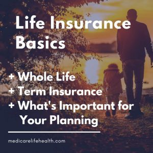 life insurance basics including whole life, term insurance pros and cons